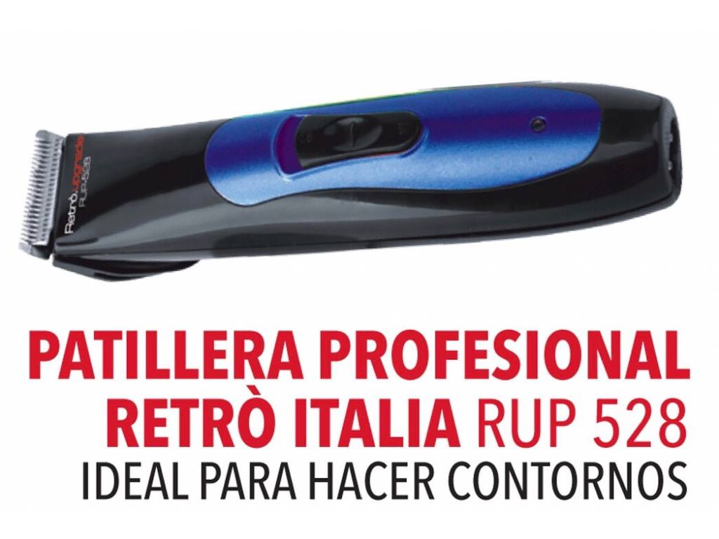 Patillera Retro.